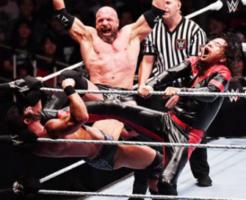 WWEトリプルH