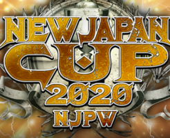 NEW JAPAN CUP 2020