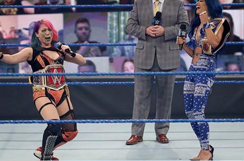 WWE女子頂上決戦