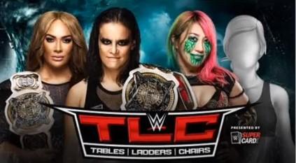 WWE女子タッグTLC戦