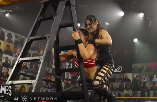 NXT女子ウォーゲームス