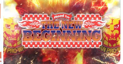 Road to THE NEW BEGINNING