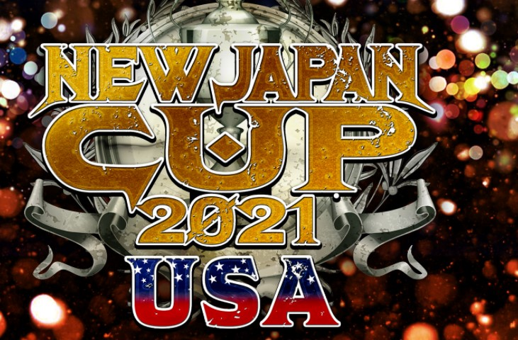 NEW JAPAN CUP in the USA 2021