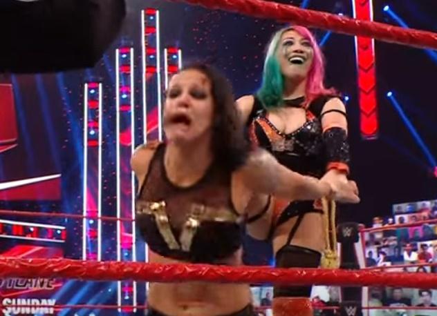 WWE・アスカ怪我から復帰