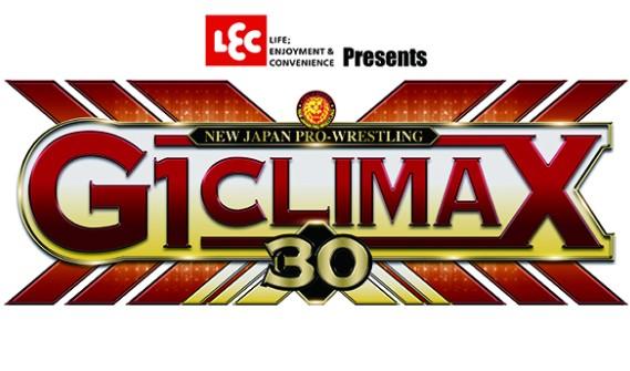 新日本プロレスG1クライマック30