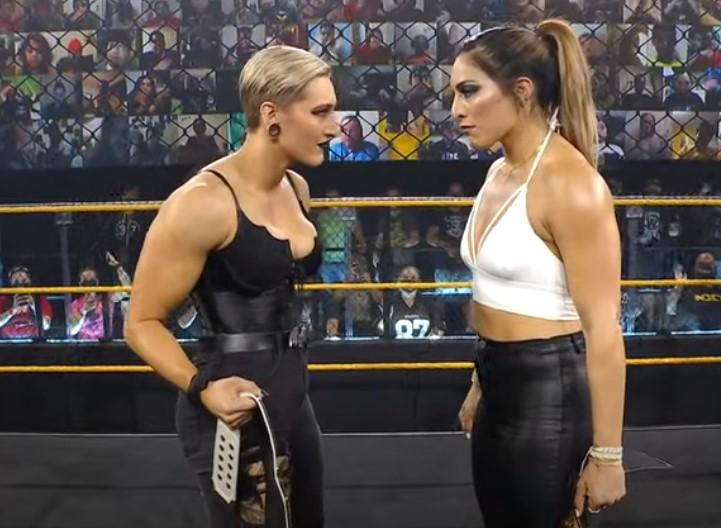 WWE女子