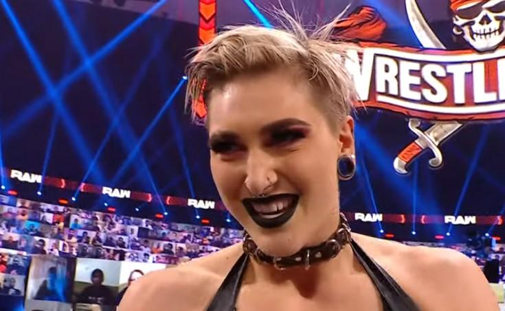 WWE リア・リプリー
