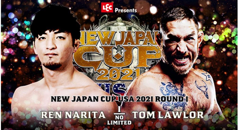 NEW JAPAN CUP USA