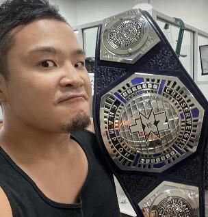 WWE KUSHIDA