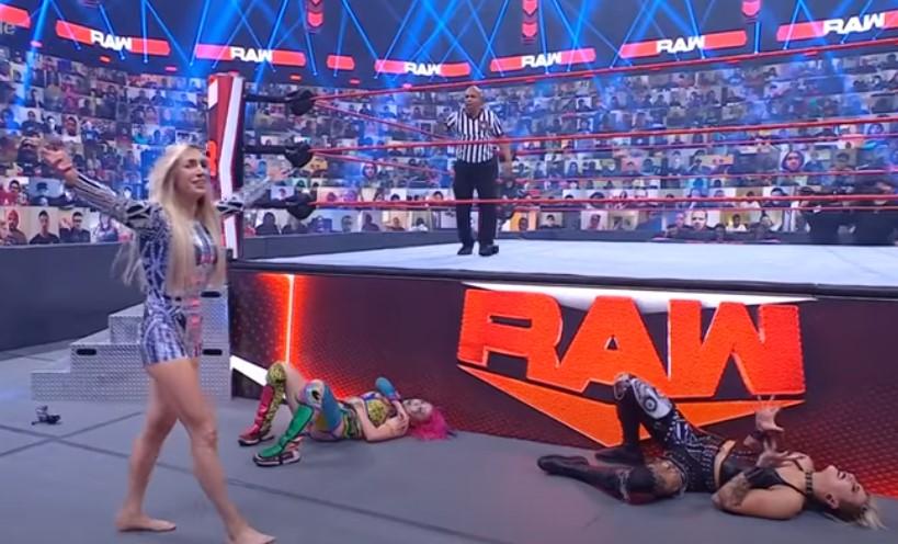 RAW女子王座戦