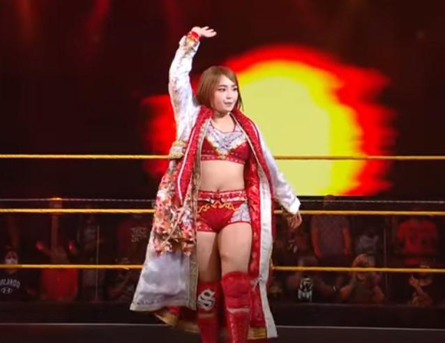 WWE サレイ