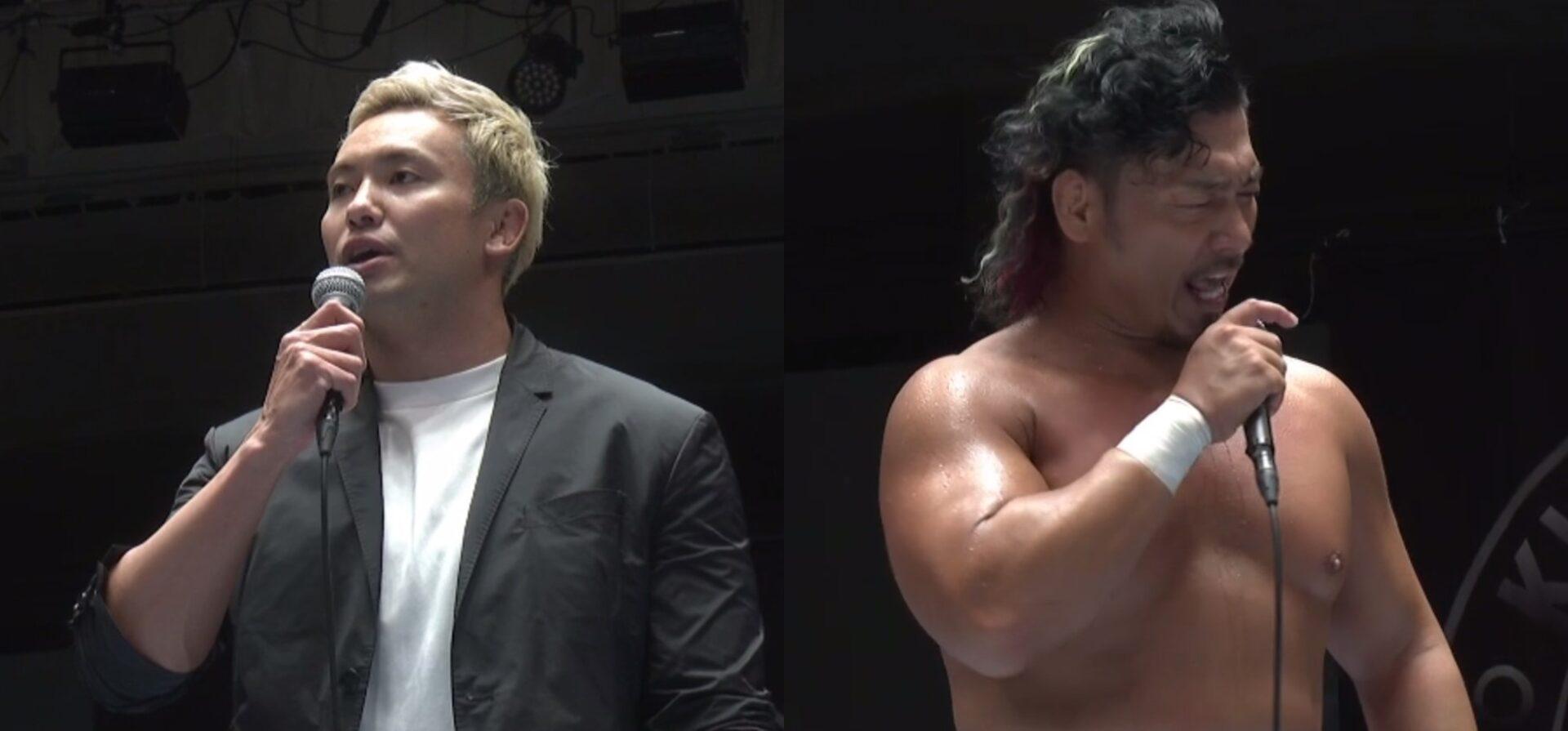 IWGP世界ヘビー級新王者決定戦