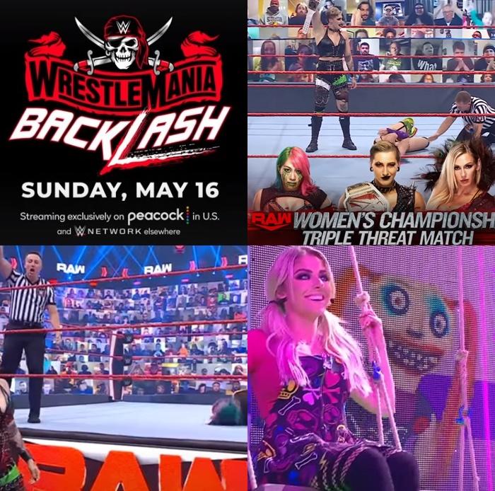 WWE アスカ