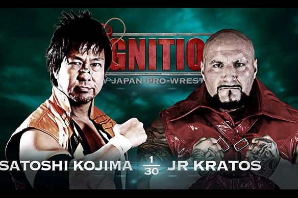 小島聡vsJRクレイトス