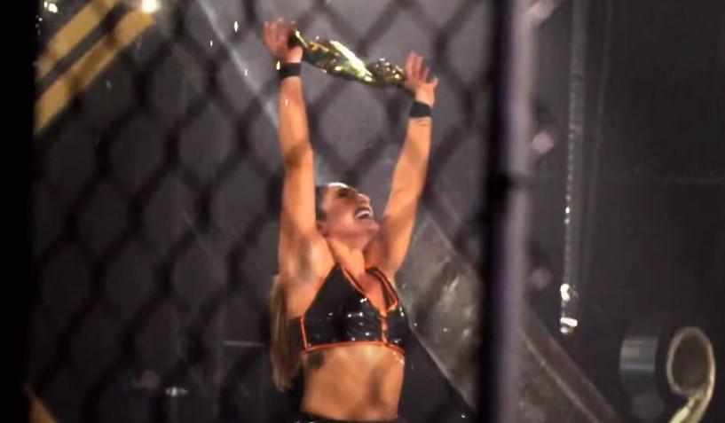 WWE女子 ラケル・ゴンザレス