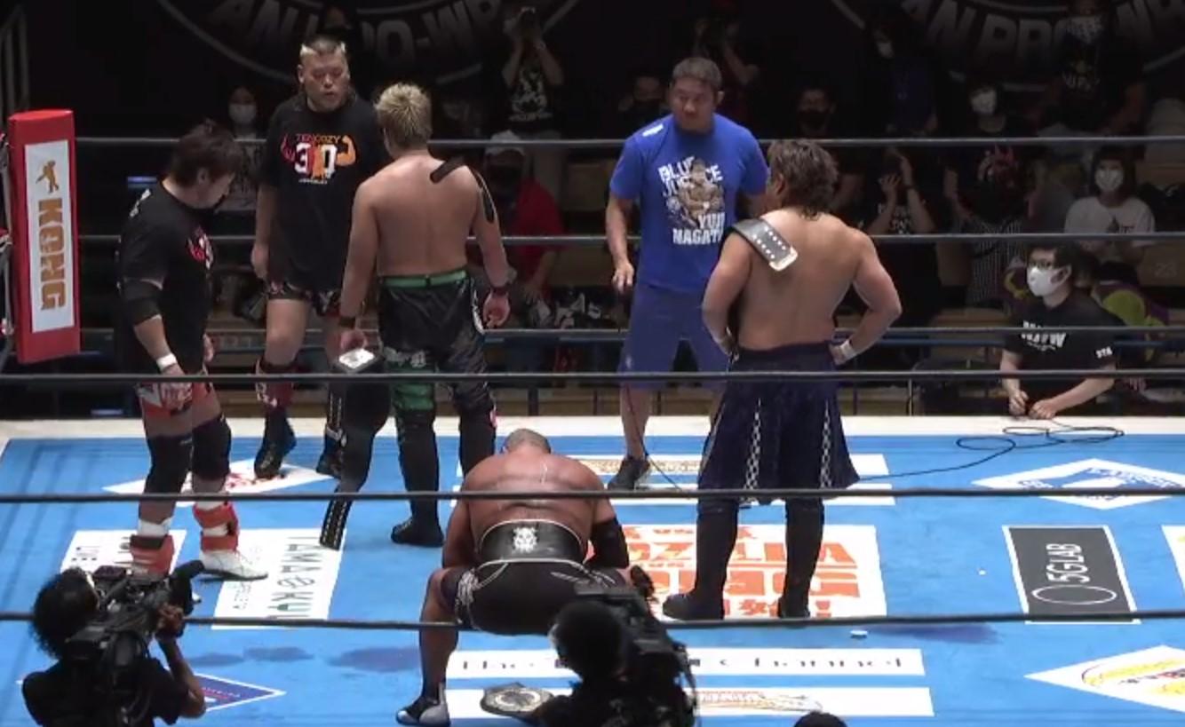 新日本プロレス 第三世代