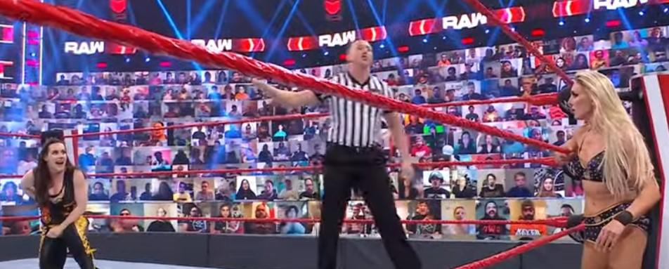 WWE ニッキー・クロス