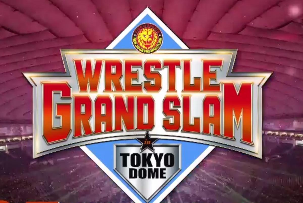 WRESTLE GRAND SLAM in TOKYO DOME