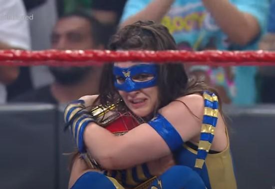 WWEニッキー・アッシュ