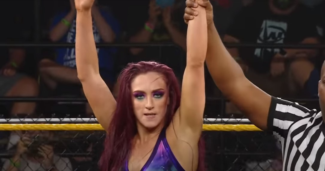 NXT女子ケイ・リー・レイ