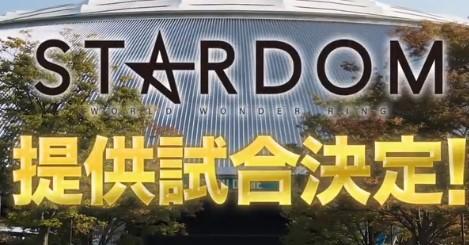STARDOMメットライフドーム大会
