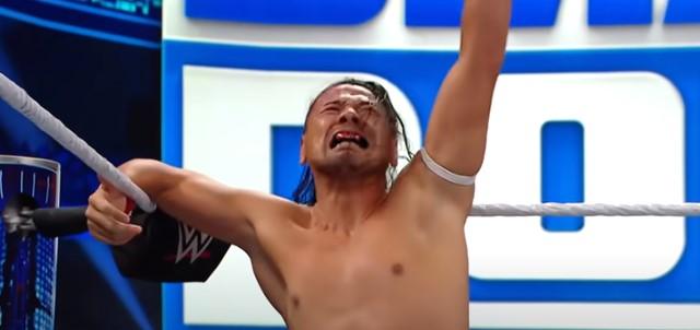 WWE 中邑真輔