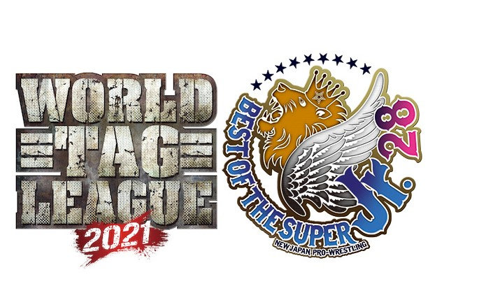 WORLD TAG LEAGUE BEST OF THE SUPER Jr28