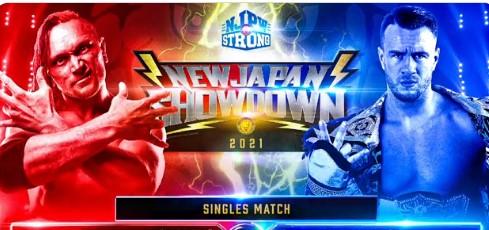 NJPW STRONGに登場