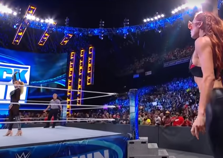 WWEドラフトシャーロット・フレアー